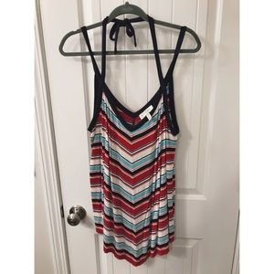 Strappy Maternity Top XL